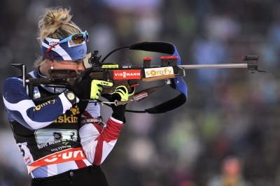 Biathlon - staffetta mista