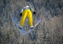 Salto con gli sci - femminile