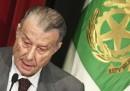 Il presidente della Cassazione: «Non c'è altra via che l'indulto»