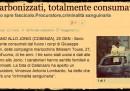 Il bambino ucciso e bruciato in Calabria