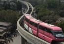La nuova monorotaia di Mumbai