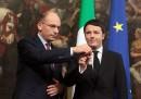 Oggi sono 1.000 giorni di governo Renzi