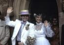 Il matrimonio di Elton John