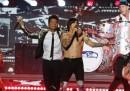 Lo show di Bruno Mars al Super Bowl