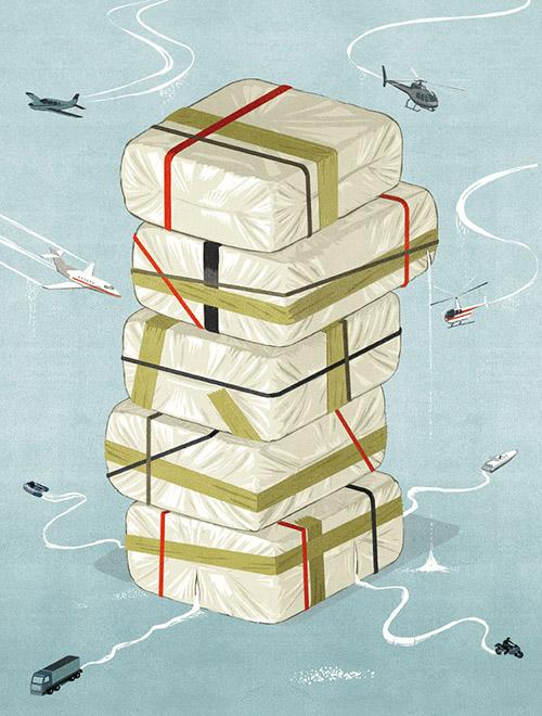 New Yorker - Drug war in Honduras 3
