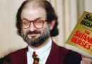 Salman Rushdie sulla «libertà di parola, ma...»