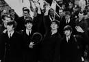 I Beatles arrivano a New York
