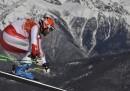 Il fisico degli sciatori