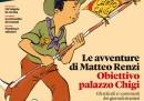 La nuova copertina di Internazionale, con Renzi disegnato da Makkox