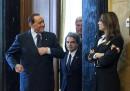 Berlusconi sgrida Brunetta sul governo Renzi