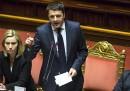 Il governo Renzi ha la fiducia del Senato