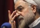 L'esecuzione di un poeta in Iran