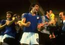 Tutte le maglie dell'Italia ai Mondiali