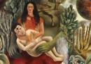 I quadri di Frida Kahlo in Italia