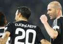 I video della partita con Ronaldo, Zidane e altre vecchie glorie degli anni Novanta