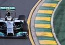 Nico Rosberg ha vinto il Gran Premio d'Australia di Formula 1