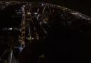 Con il paracadute giù dal One World Trade Center