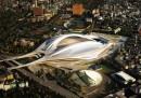 Lo stadio di Zaha Hadid per le Olimpiadi di Tokyo 2020