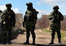 Una base ucraina in Crimea è stata attaccata