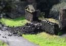 Un altro crollo a Pompei - foto