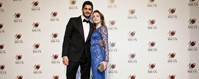 Fondazione Milan compie 10 anni, il Red Carpet
