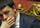 Renzi: «Io ho giurato sulla Costituzione, non su Rodotà o Zagrebelsky»