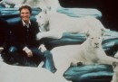 È morta la tigre di Siegfried & Roy