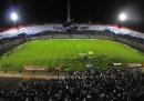 I guai del calcio in Uruguay