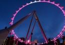 La ruota panoramica più grande del mondo