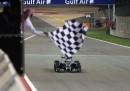 Lewis Hamilton ha vinto il Gran Premio del Bahrain di Formula 1