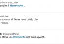 Il terremoto sentito in Piemonte, di magnitudo 5.0