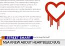 La NSA sapeva di Heartbleed?