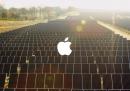 La giornata della Terra secondo Apple
