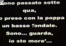 La prima telefonata di Francesco Schettino dopo il naufragio della Concordia