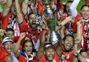 Il Benfica ha vinto il campionato portoghese