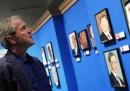 I ritratti di George W. Bush dei leader del mondo