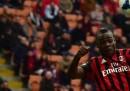Mario Balotelli è (di nuovo) un calciatore del Milan