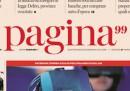 La chiusura del quotidiano Pagina99