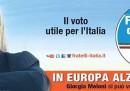 Giorgia Meloni su Fratelli d'Italia: «Potenzialmente abbiamo l'8%»