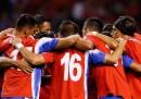 Il Costa Rica ai Mondiali