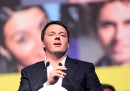 La conferenza stampa dei primi 80 giorni del governo Renzi
