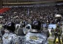 Le leggi su stadi e violenza, fuori dall'Italia