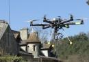 Vietare i droni viola la libertà di parola?