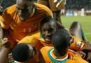 La Costa d'Avorio ai Mondiali