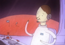 La prima telefonata da Marte