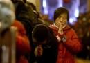 Tira una brutta aria per i cristiani in Cina