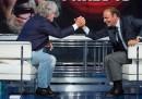 Beppe Grillo a Porta a Porta – video