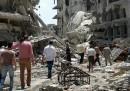 Le foto del ritorno dei siriani a Homs
