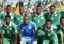 La Nigeria ai Mondiali