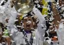 Il Real Madrid ha vinto la Champions League
